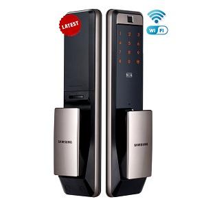 Khóa vân tay kết nối Wifi Samsung DP609