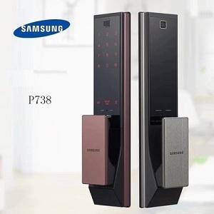 Khóa vân tay Samsung P738